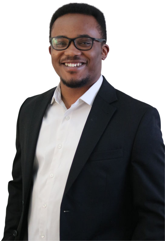 Stanley Ukaga, Legal Assistant