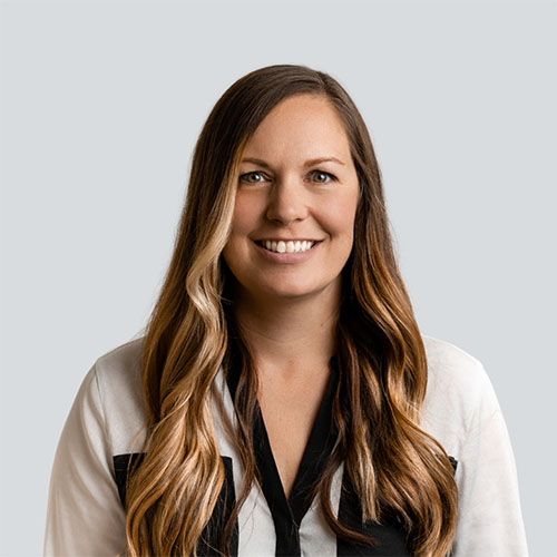 Courtney Yuck, Administrative Assistant Calgary Strathmore