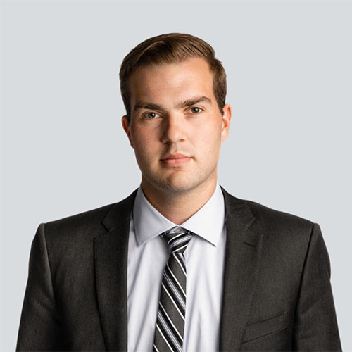 Micah Boyes Articling Law Student Calgary Strathmore